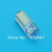 5pcs/lot Ultra Brightness Cree G4 5W LED Spot Light Lamp LED Bulb Ball 3014SMD 12V DC 48leds warranty 2 years Free shipping