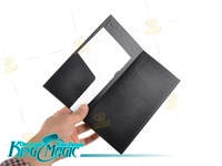 Magical Wallet-paper to money-king magic trick/magia/magie