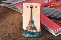 Wholesale Fashion painted case cover for Samsung Galaxy S3 i9300 high quality i9300 case Eiffel Tower