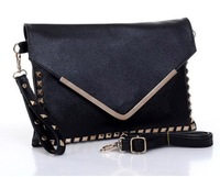 Free/drop shipping women messenger bags shoulder bags and women handbag  and rivet bags doctoer bag, tmp0031