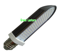 SMD 3014 E27 PL LED lamp 6W 9W 11W