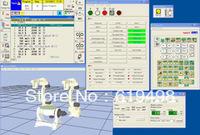 OTC NACHI dehen offline robot robot simulation software