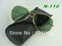 Wholesale - 2013 NEW retro glasses men & women sunglasses Travel Home Fashion pilot model fashion classic 14color