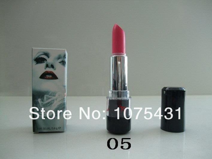 2014 new brand makeup lady gaga lipstick 3.8g (2pcs/lot) Free Shipping(China (Mainland))