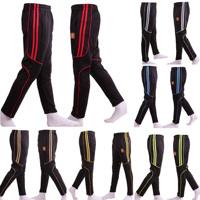 SIZE XXXS-L kids soccer pants New Spain Child soccer training pants football pants boys child pants legs sports with zipper