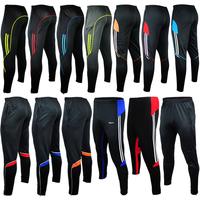 Football pants legs soccer training pants male football pants legs sports trousers ride pants