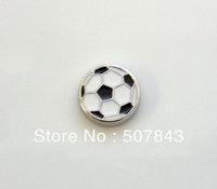 Soccer Ball Floating Charm For Living Lockets