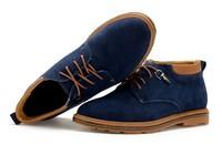 2014 new cotton shoes leather men's cotton shoes winter men casual shoes wholesale cotton shoes manufacturers