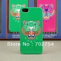 New arrival luxury tiger Cartoon Cover case for iPhone 4G 4S