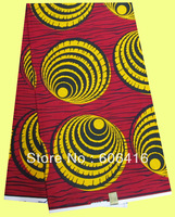 African clothing Free shipping newest style good quality super wax fabrics W-F00460