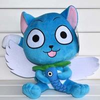 "free shipping 12"" inch Fairy Tail 20pcs/lot,plush Doll Stuffed toy EW-H-AP-001"