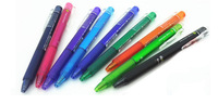 "2014 genuine Japanese  ""Frixion serial"" erasable pressed ball pen roller  pen clicker free shipping"