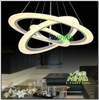 New Design LED Chandelier, LED Lamp, Modern Pendant Light Free Shipping  Ready Stock