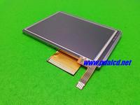 Original new 3.5' inch LQ035Q7DH06 LCD screen + touch panel for Symbol MC50,MC70,MC7090,MC5040 GPS LCD screen Free shipping