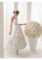 New white/ivory wedding dress custom size 2-4-6-8-10-12-14-16-18-20-22+++