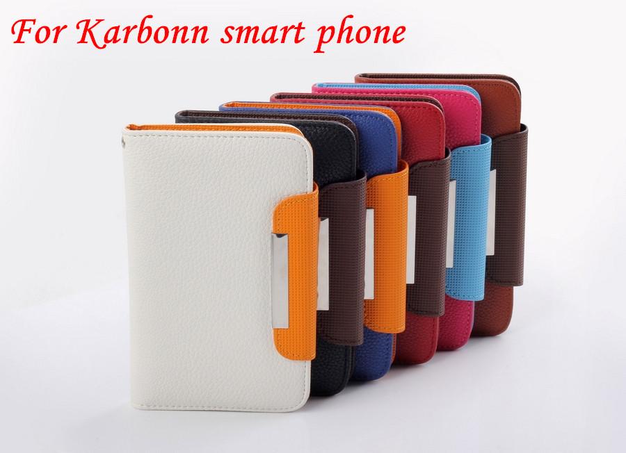 Karbonn S5 Plus Flip Cover For Karbonn Titanium S5 S2