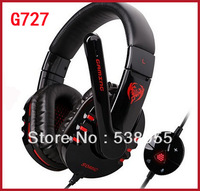 Free Shipping High Quality Genuine Somic G927 7.1 Surround Gaming Headset Stereo Headphone Powerful Bass Earphone with Mic