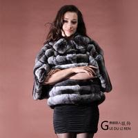 Winter 2013 totoro luxury design short cape coat