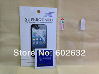 50pcs/lot free shipping Clear Screen Protector Film Guard For Samsung Galaxy Trend Lite S7392 S7390