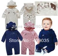 SH273 Cubs Spring models long-sleeved Romper baby boys and girls long-sleeved Romper