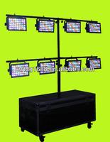 stage dj LED par light,factory sell directly dj disco par can,stage dmx control par64 lights