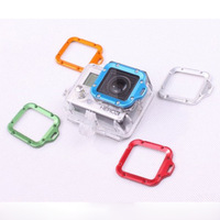 5 Colors High Quality Gopro Accessories Lens protective Strap Ring Mount For Gopro HD Hero 3 Free Drop Shipping