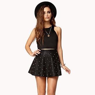get cheap faux leather skirt aliexpress