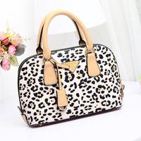 Hot-selling fashion 2013 fashion new arrival leopard print women's handbag quality handbag