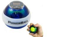New PowerBall Gyroscope LED Wrist Strengthener Ball SPEED METER Power Grip Ball Power Ball Freeshipping 5colors
