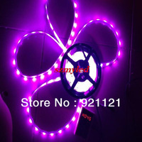 5M Addressable Magic Color WS2811 led pixel strips Non-Waterproof 5050 SMD RGB 2811 LED Strip White PCB 60 LEDs/M DC 12V
