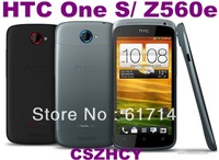 "Original HTC One S Z560e Unlocked Android Refurbished phone Wi-Fi GPS 8.0MP 4.3"" touch screen 16GB DHL EMS  Free Shipping"