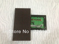 2014 hot high quality and competitive price LED P10 Red Color module