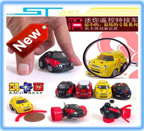 New Arrival 2014 Supernova Sale Mini remote control car mini stunt car remote control car Model Toy Car for Kids Free Shipping(China (Mainland))