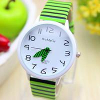 9 colors New Arrival Fashion Zebra Strap Wristwatch Ladies Sports Watch Women Dress watch 1piece/lot BW-SB-460