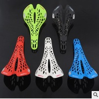 mountain/ Road bike saddle city bicycle saddle super breathable super light bicycle seat parts Free ship
