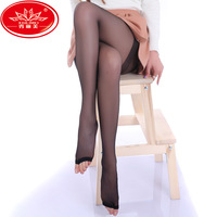 6 6 wire ultra-thin open toe open toe socks sexy pantyhose stockings rompers wire