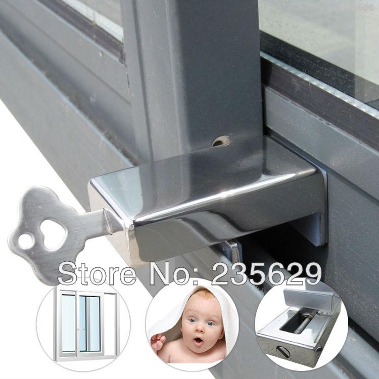 Keukendeur Kopen : Sliding Window Locks Security