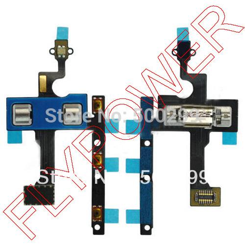 Para o iphone 5S vibrador de vibração do Motor flex ribbon cable por grátis frete ; garantia de 100% ; 10 pc/lote(China (Mainland))