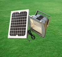 2.5w Outdoor solar energy system  led solar porch flood light,