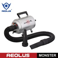 AEOLUS  Monster leading  brand for pet grooming pet blower /hair dryer for dogs 220V 2800w