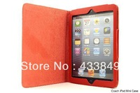 HOTSELLING Fashion luxury  LEATHER MINI PAD CASE  new styles design dirty proof all exchange and refund acceptable