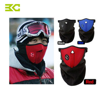 Free shipping outdoor bicycle ride mask thermal face mask windproof wigs skiing