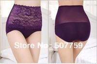 Hot lady Bondage Pants Postpartum abdomen Underpants Seamless Underwear knickers 2 colors M/L/XL/XXL/XXXL Free Shipping