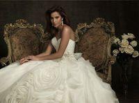 2014 New White/ Ivory Wedding Dress size 6+8+10+12+14+16+++