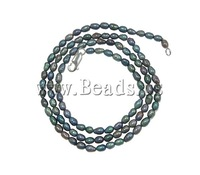 Free shipping!!!Freshwater Cultured Pearl Bracelet,Designer, Freshwater Pearl, iron lobster clasp, 4-5mm