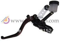 Clutch Lever with Oil Cup for refitting dirt bike pit bike hydraulic clutch