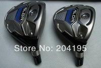 New 2 pcs SLDR Fairway Woods #3,#5,Graphite Shaft Regular/Stiff Flex Golf Clubs free shipping