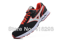 Wholesale free shipping! 2014 Fashion Men's Running shoes Wave Spacer   Athletic Shoes Breathable Massage Size 36-45