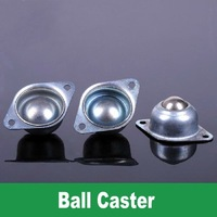 Bull's-eye Caster Steel Ball Round Car Steering Universal Wheel Robots Model-making Bovine wheel Inspection robot steering wheel