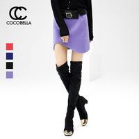 Cocobella chromophous ! 2013 autumn fashion normic irregular skirt female bust skirt ds80